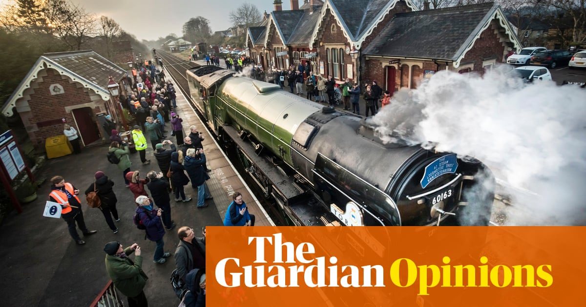 Diesel is dying – let steam trains ride to the rescue | Simon