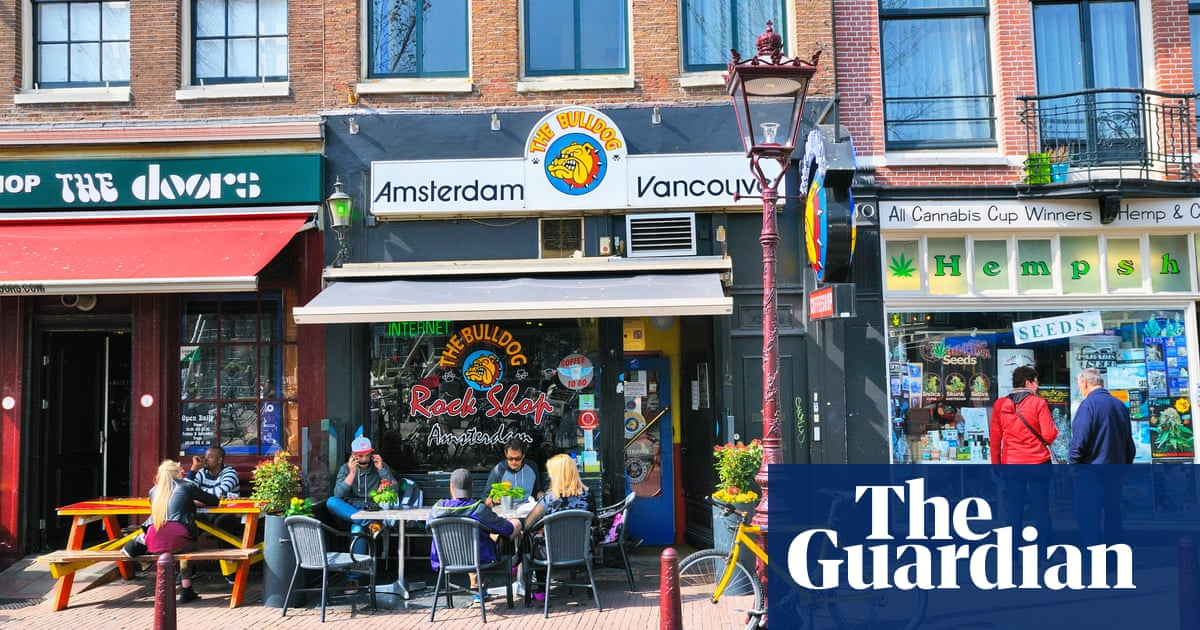 Amsterdam looks to bar foreign visitors from buying cannabis