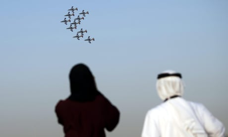 The Dubai airshow 2015 - in pictures
