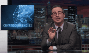 John Oliver: 'You need to be careful, and I know that sounds boring.'