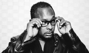 Derrick May who will perform with Jeff Mills and the Melbourne Symphony Orchestra