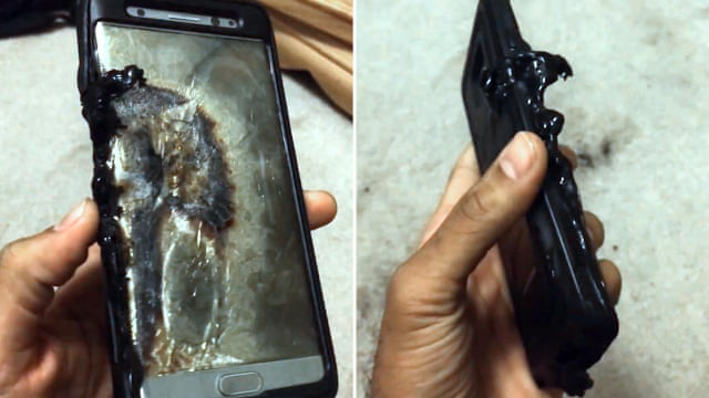 Samsung ends production of Galaxy Note 7 after exploding battery safety concerns