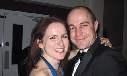 Victoria and Emile Cilliers.
