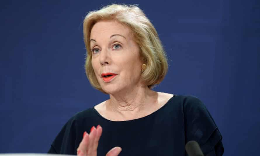 The ABC chair, Ita Buttrose, has been a strong voice in defence of the ABC's journalism since her appointment in February.