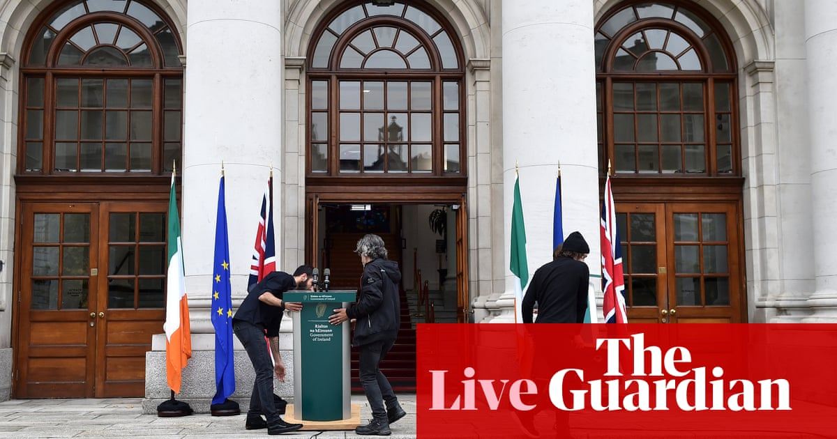 Brexit: critical day for Boris Johnson as no-deal bill awaits royal assent – live news