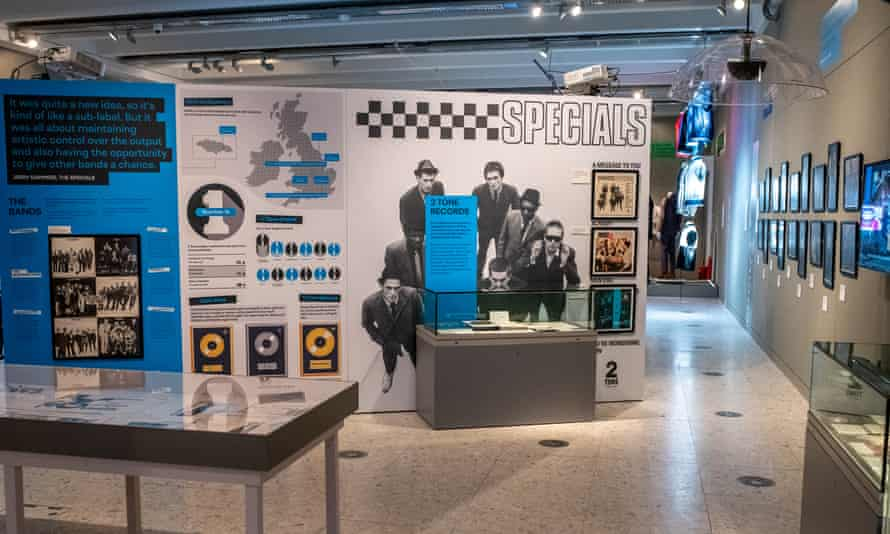 The new 2 Tone: Lives & Legacies exhibition in the UK devoted to the 2 Tone music sensation Herbert Art Gallery & Museum 2021