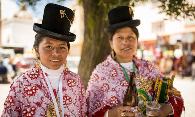 Bolivia fashion