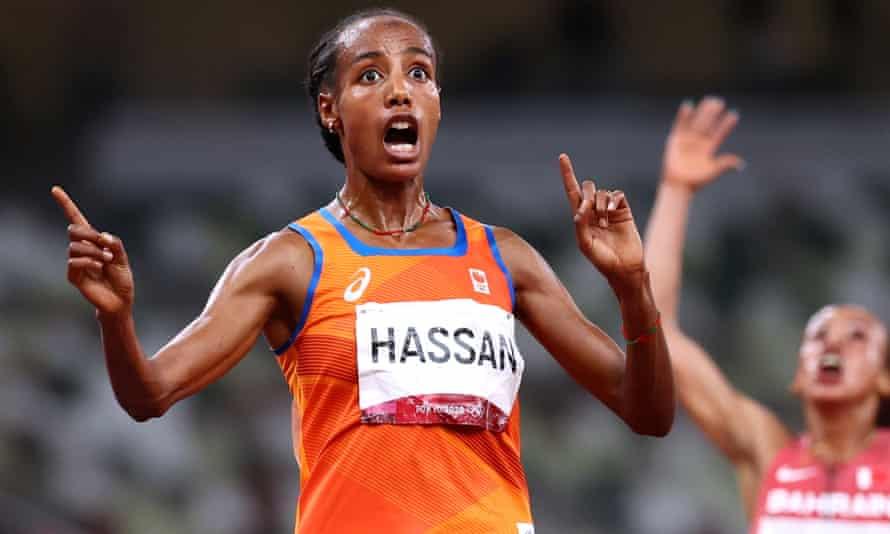 Sivan Hassan uit Nederland.