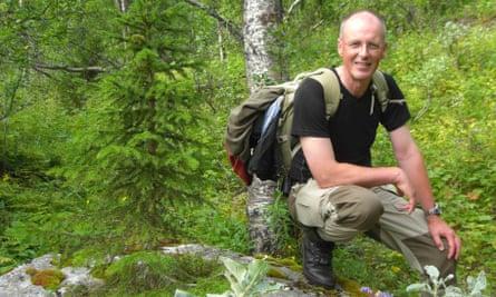 Peter Wohlleben, a former state forester.