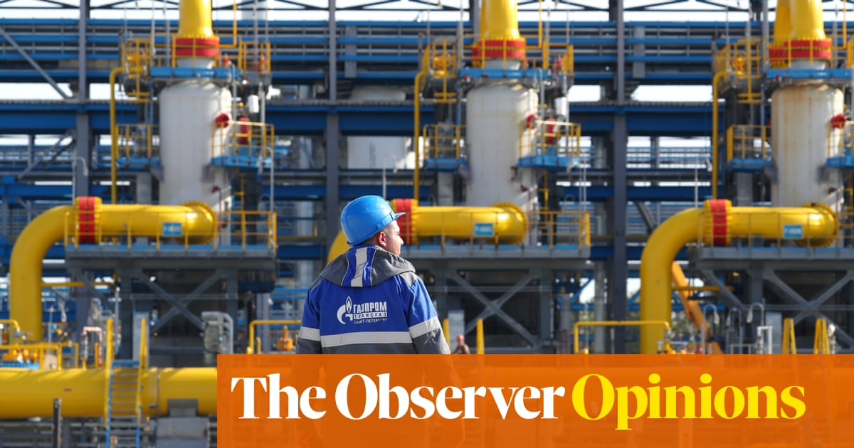 Like it or not, with Nord Stream 2, Putin has a foot on the gas Europe badly needs