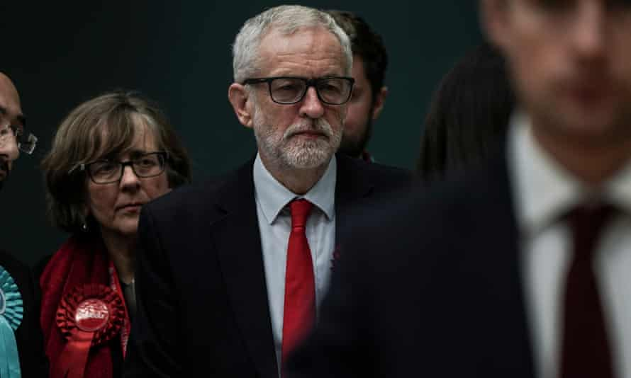 'Once it was plain in every poll and focus group that Corbynism was electoral arsenic, they should have propelled him out.'