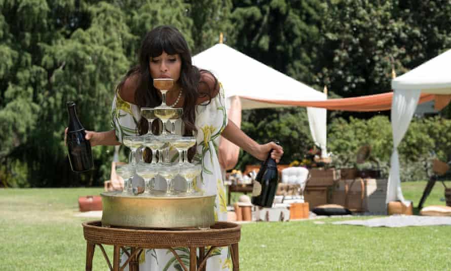 Jameela Jamil as Tahani.