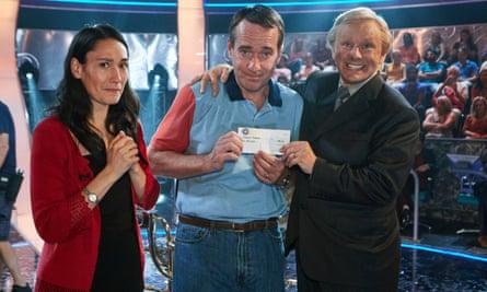 Quiz, with Sian Clifford, Matthew MacFadyen and Michael Sheen.