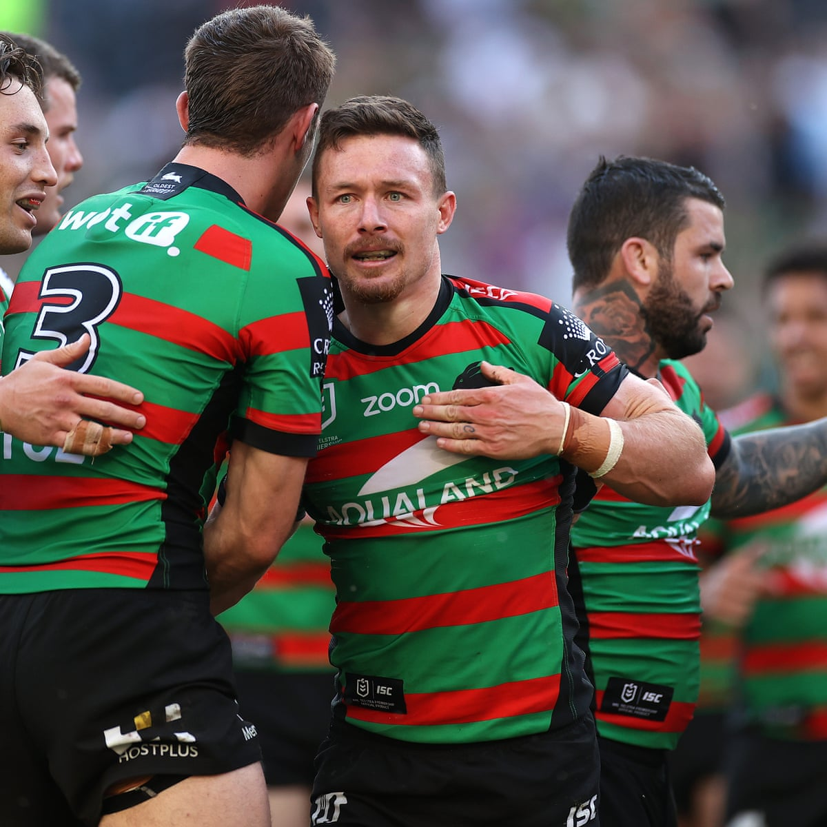 Nrl 2020 Finals Week One Rabbitohs Crush Knights As It Happened Sport The Guardian