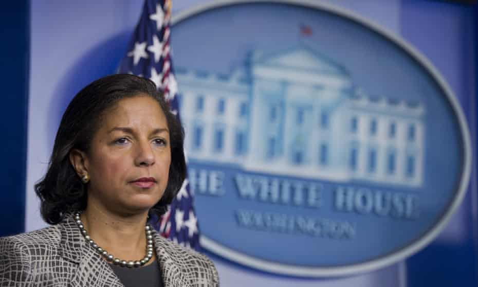 Susan Rice, who was a member of the Obama administration, is seen as a safe pick for secretary of state.