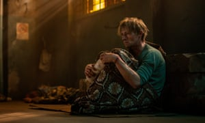 Emotive, intelligent drama … Daniel.