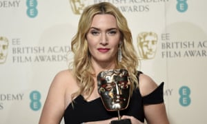 Kate Winslet won best supporting actress at this year's Baftas