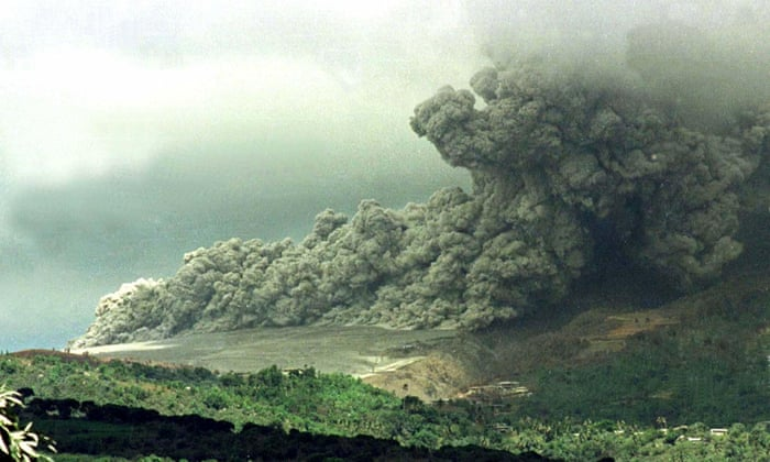 Ash to cash': Montserrat gambles future on the volcano that