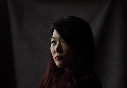 Jules Kim of the Scarlet Alliance