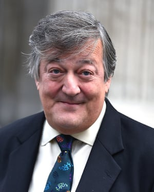 Stephen Fry, who has had surgery to deal with a prostate tumour, says he is excited by the new diagnostic test.