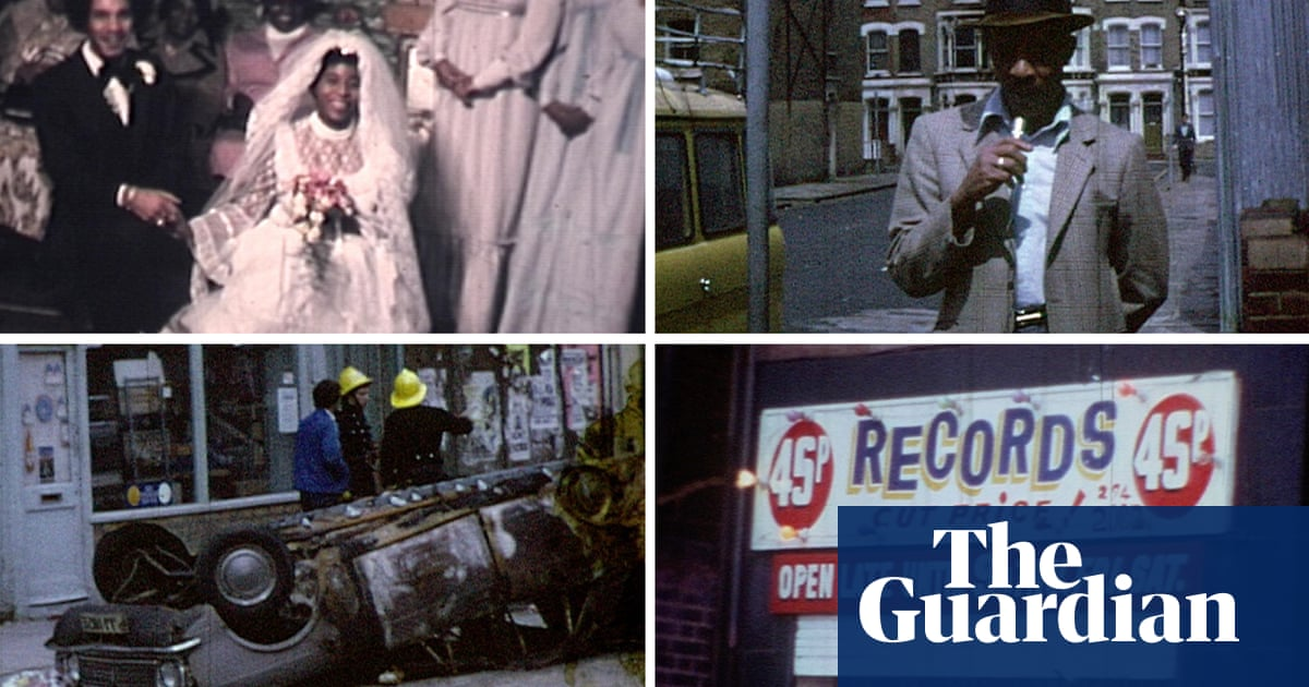 'I went wherever there was fighting': how Sam the Wheels filmed Brixton ablaze