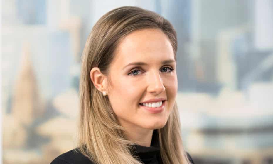 Anna Coffey, an Australian studying in New York