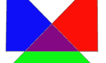 Four colours (or colors?)