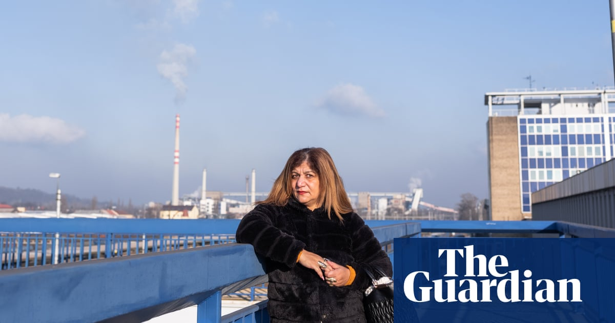 'I always wanted a girl': scandal of Czech Roma forcibly sterilised