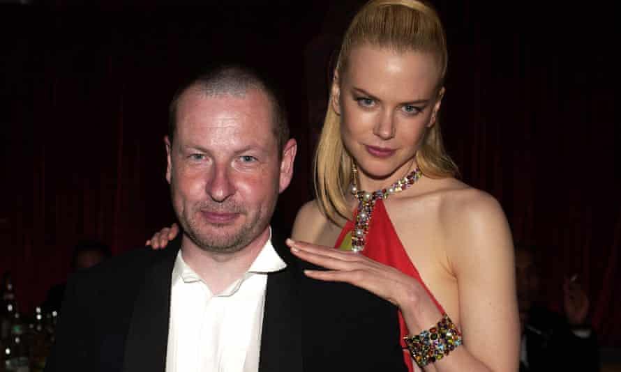 Lars von Trier and Nicole Kidman, who starred in the director's 2003 film Dogville – 'a powerful, insightful – and yes, even moral – work of art'.