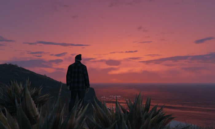 Can Grand Theft Auto V help your mental health? Yes, say