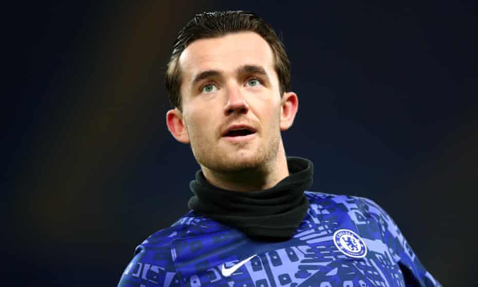 Ben Chilwell says Chelsea's manager, Frank Lampard, 'makes sure the standards don't slip'.