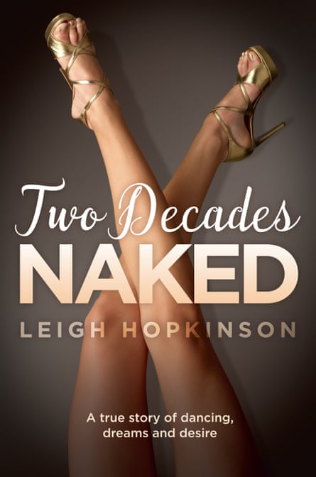Two Decades Naked book cover