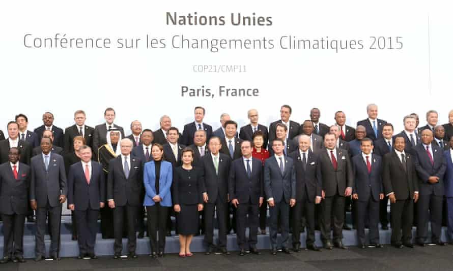 World leaders meet at COP21 in Paris