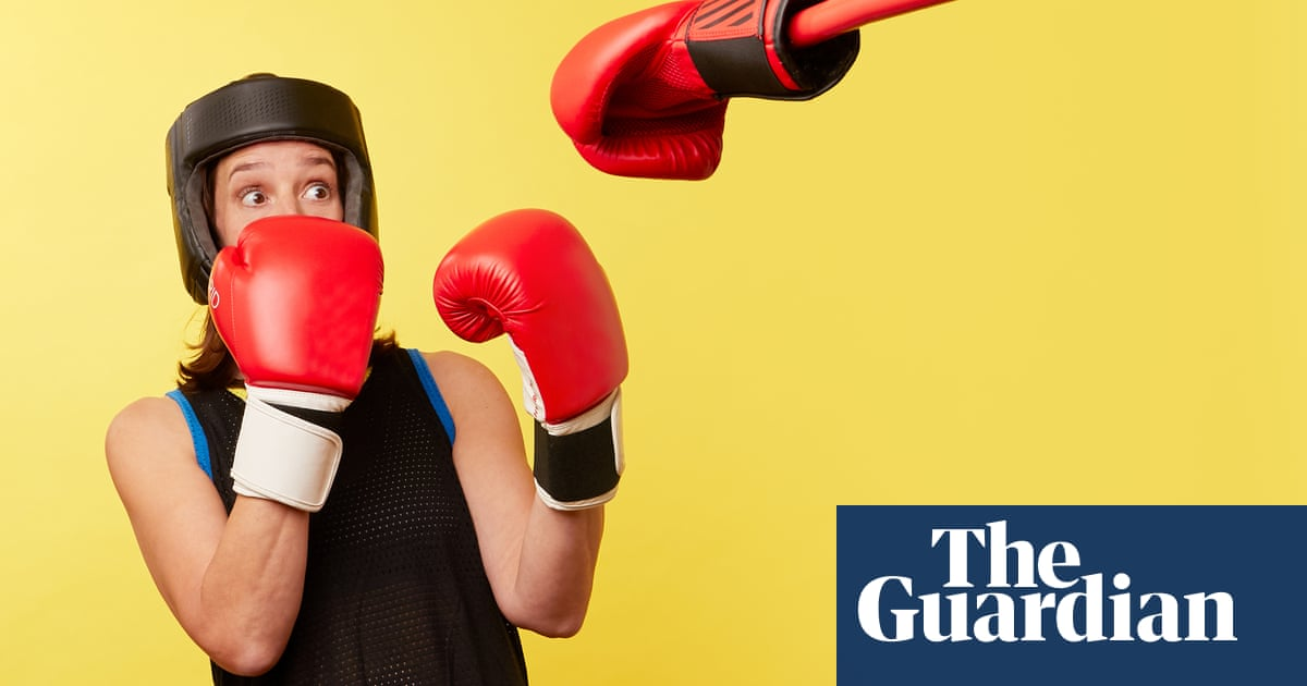 Fit in my 40s: after a year away from classes, I'm back in the boxing gym