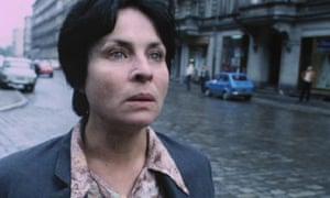 Maria Chwalibóg in Agnieszka Holland's A Lonely Woman.