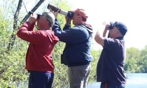The Meadowlands Marsh Hawks look for their next target