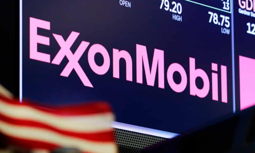 Lawsuit by New York attorney general Leticia James, alleges that Exxon ran a 'longstanding fraudulent scheme'.