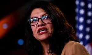 Representative Rashida Tlaib.