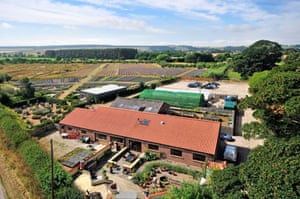You might catch the scent of a business development opportunity here. Wolds Way Lavender, a 12 acre lavendar farm and visitor attraction in Wintringham, North Yorkshire is for sale as a going concern for £900,000.