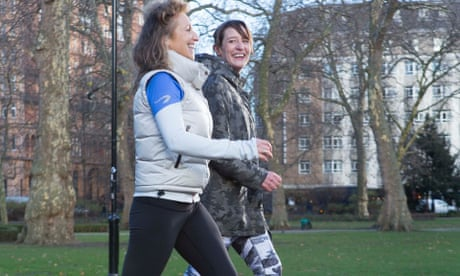 Walk yourself fit: how striding out could transform your body