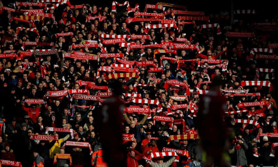 Liverpool are one of the English clubs to join the European Super League.