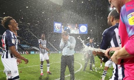 'What a season, what a league': Slaven Bilic savours West Brom's promotion