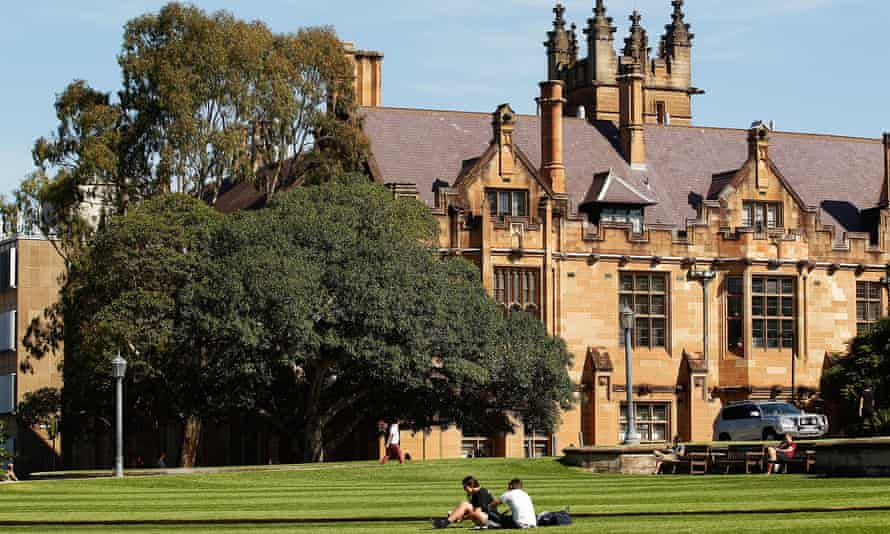 The Coalition is effectively going to the election without a higher education policy.