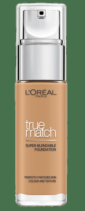 L'Oreal Paris True Match Liquid Foundation Golden Toffee