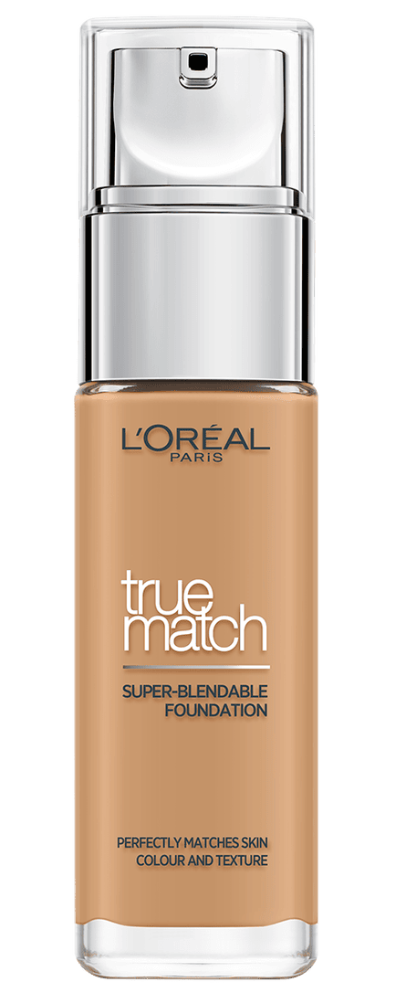 L'Oreal Paris True Match Liquid Foundation Golden Toffee