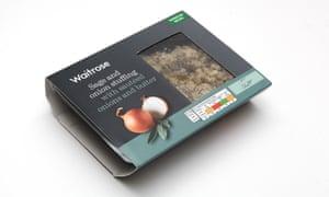 Waitrose Sage & Onion Stuffing