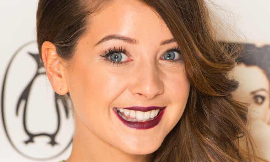 Zoella's girl-next-door status is a key part of her appeal to fans.