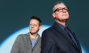 """Hello to Jason Isaacs"" - Simon Mayo and Mark Kermode"