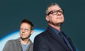 Core blimey: Simon Mayo and Mark Kermode