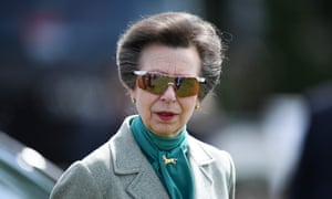 Princess Anne attends the annual Royal Windsor Horse Show